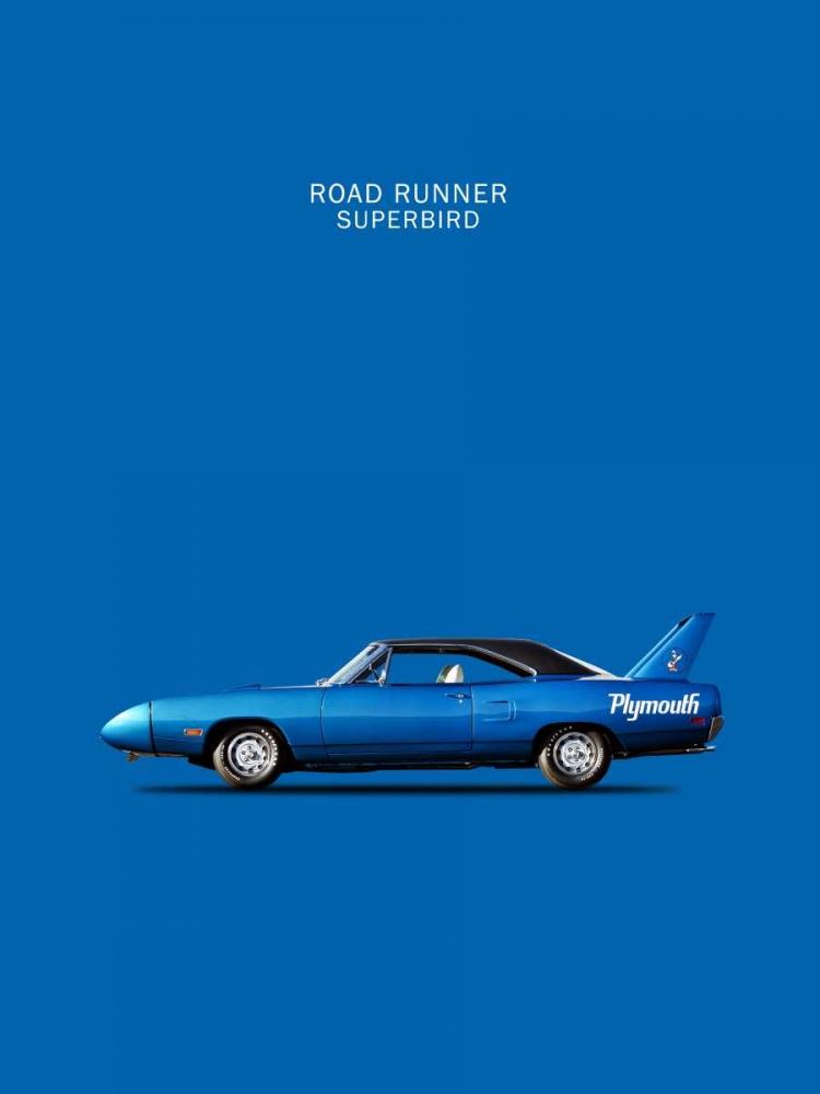 Road-Runner Superbird 1970 Rogan, Mark 125459