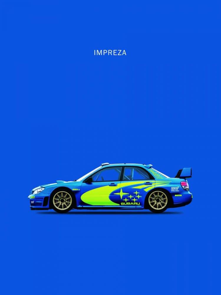 Subaru Impreza Rogan, Mark 125461