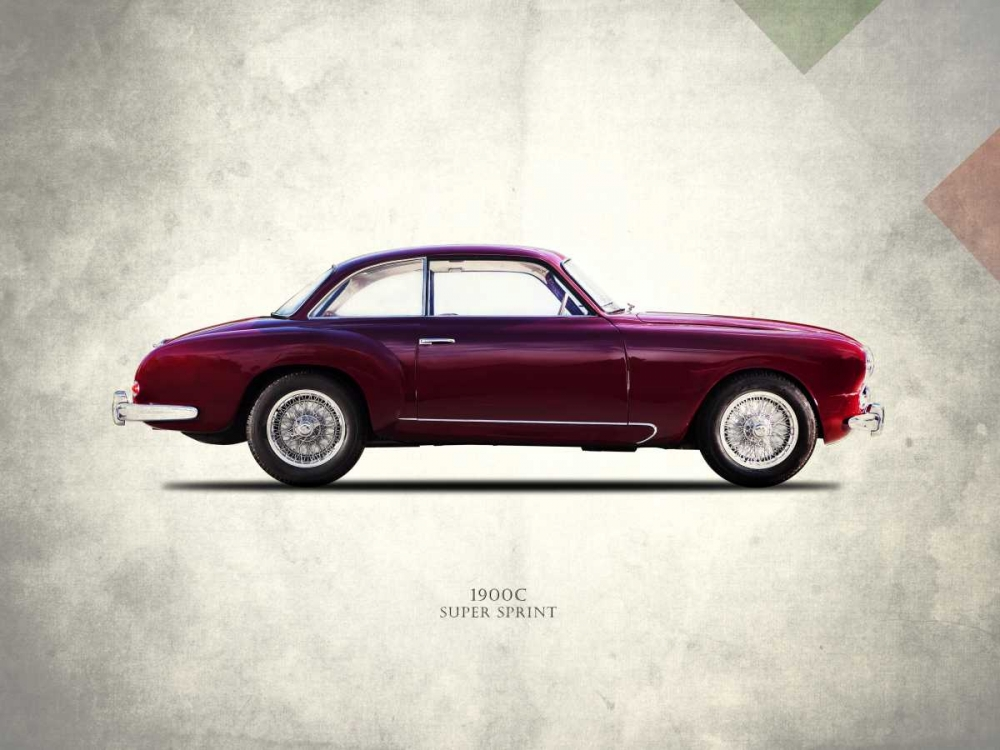 Alfa-Romeo 1900C Super-Sprint Rogan, Mark 125464