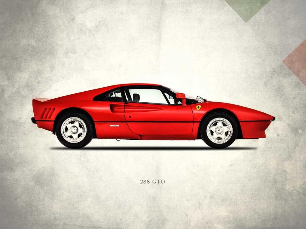 Ferrari 288-GTO Berlinetta 198 Rogan, Mark 125474