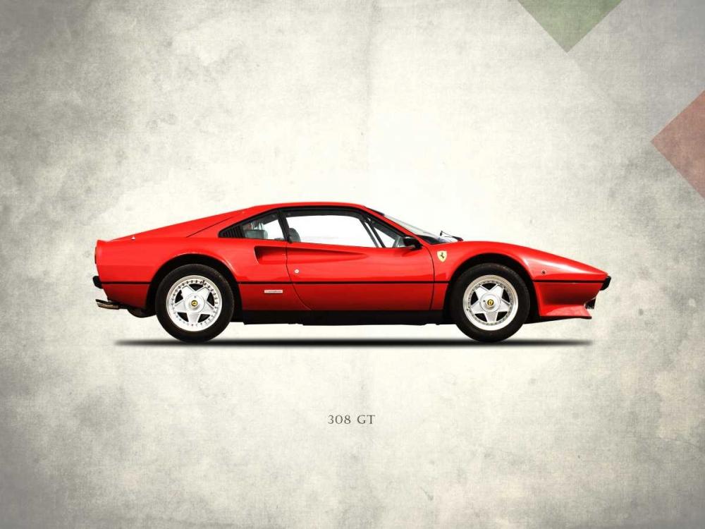 Ferrari 308GT Berlinetta 1977 Rogan, Mark 125475