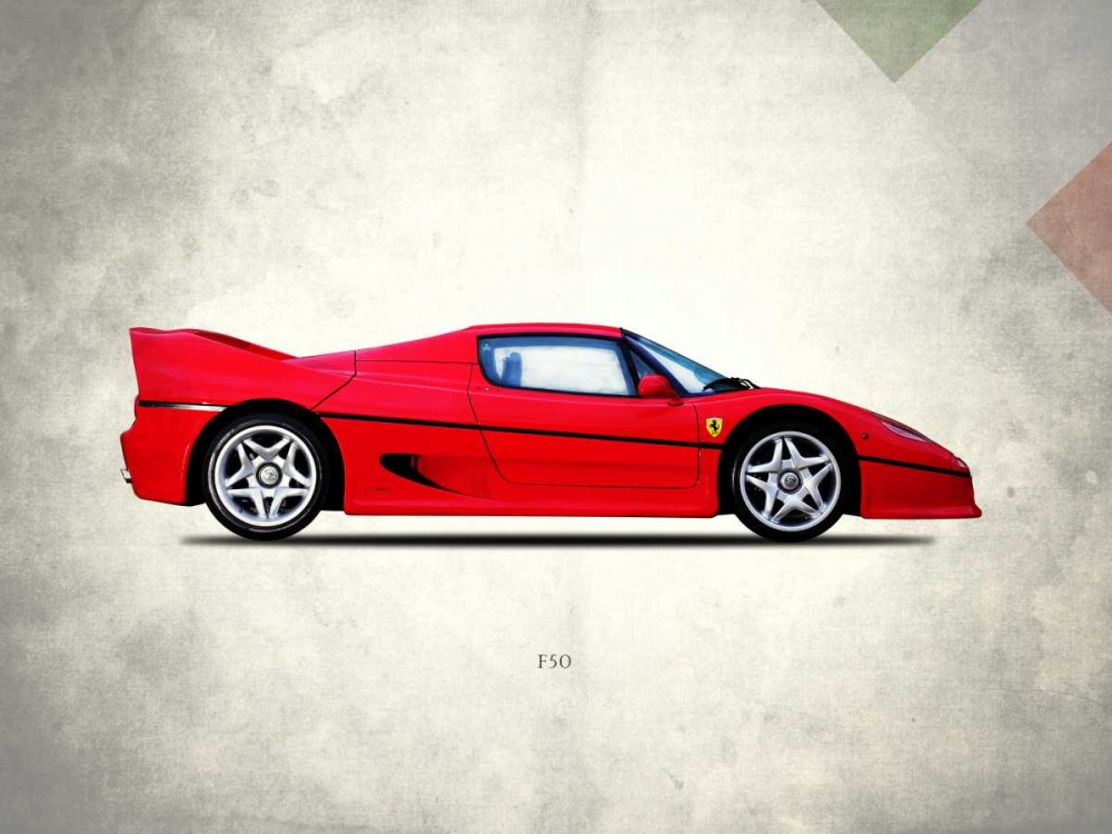 Ferrari F50 Rogan, Mark 125483