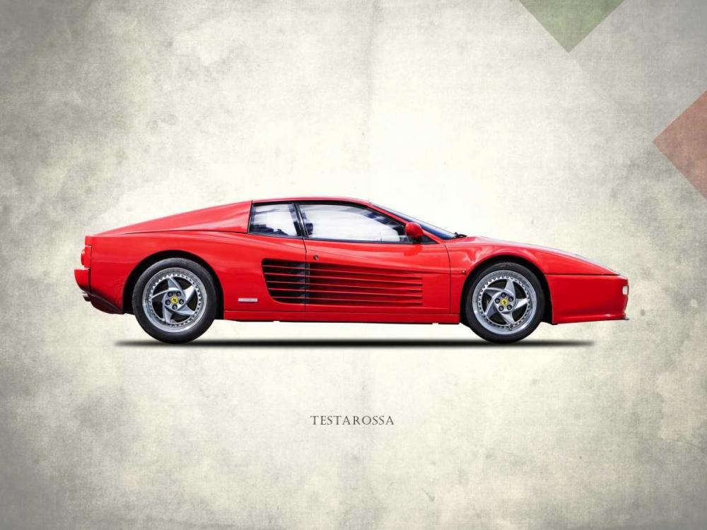 Ferrari Testarossa 1996 Rogan, Mark 125485