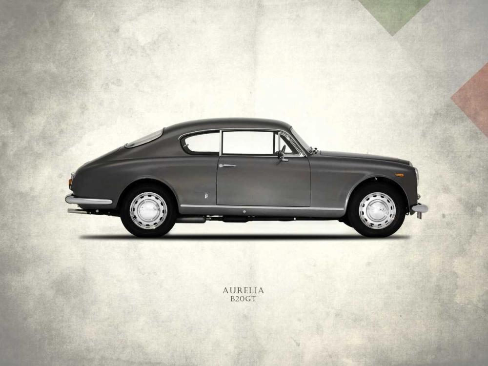 Lancia Aurelia-B20GT 1958 Rogan, Mark 125492