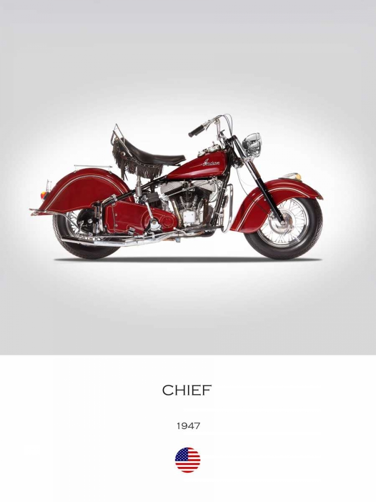 Indian Chief 1947 Rogan, Mark 150771