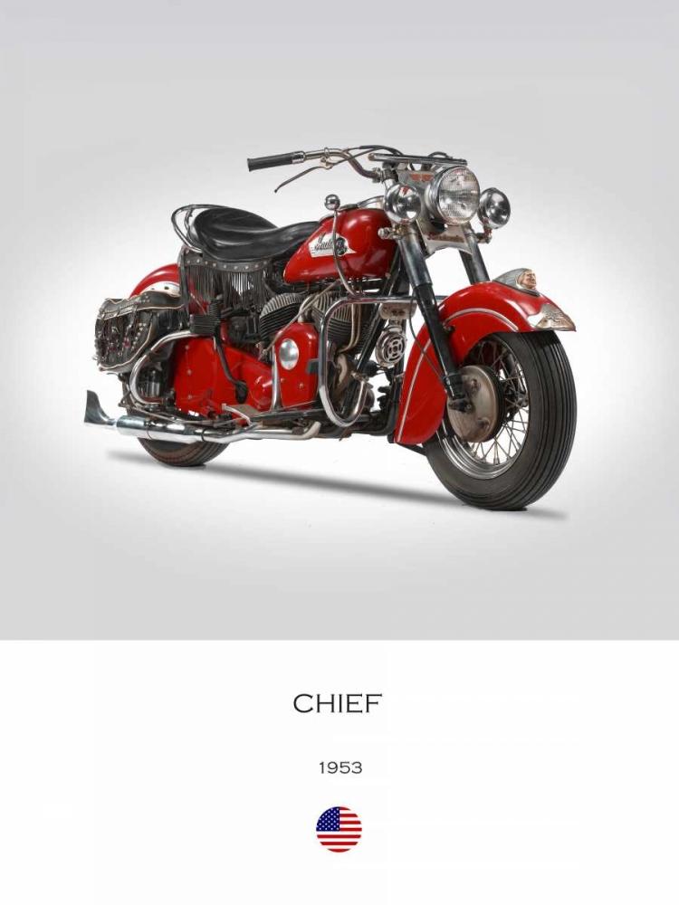 Indian Chief 1953 Rogan, Mark 150774