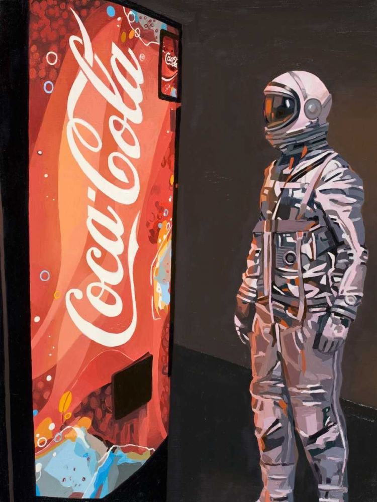 Coke Machine Listfield, Scott 125502