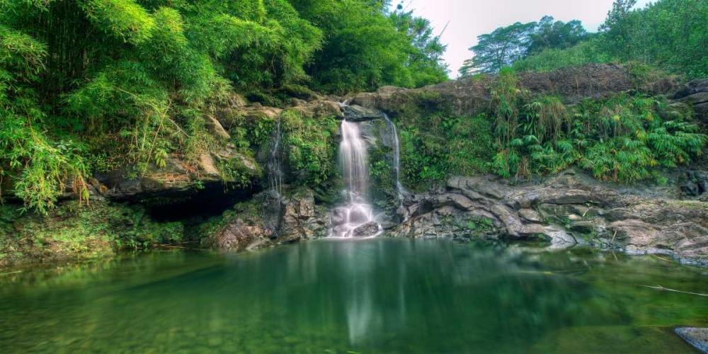 Waterfall in Soft Light Bennion, Scott 52592