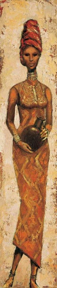 African Woman III Halley, Terence 55307
