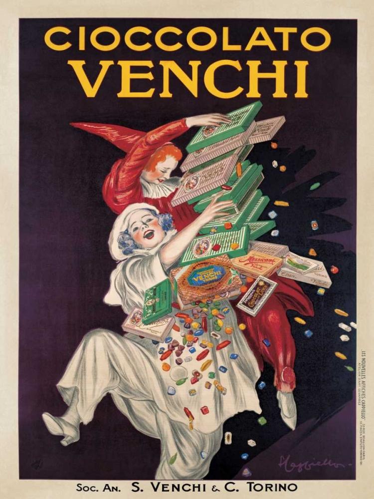Cioccolato Venchi Cappiello, Leonetto 54879