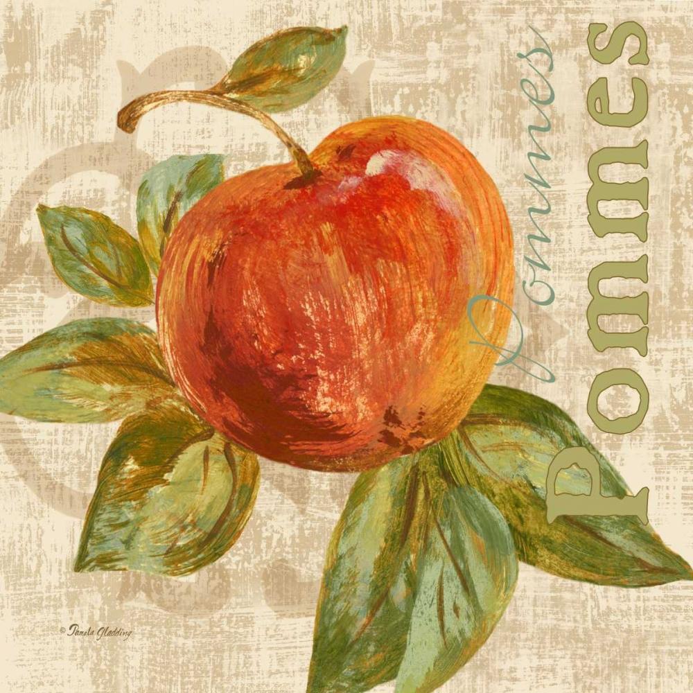Rustic Fruit I Gladding, Pamela 64835