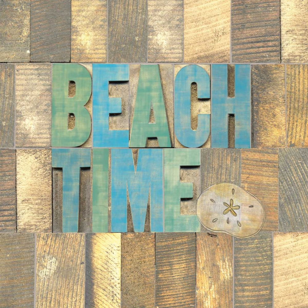 Beach Time II Reed, Tara 59493