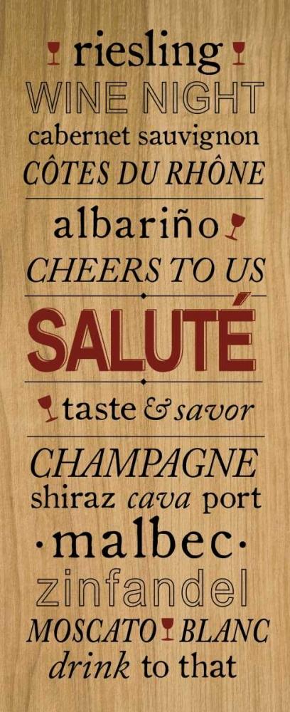 Wine Words I h.artworks 52986