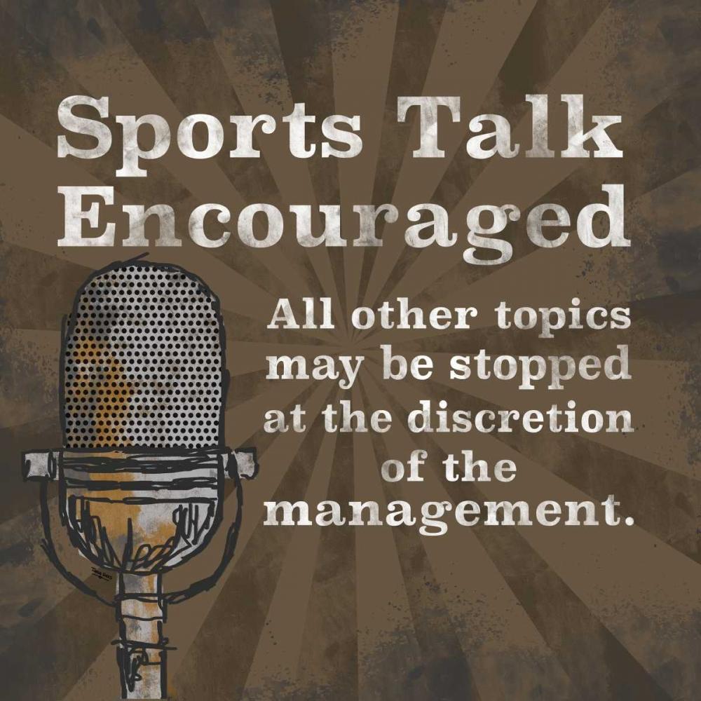 Sports Talk I Reed, Tara 52992