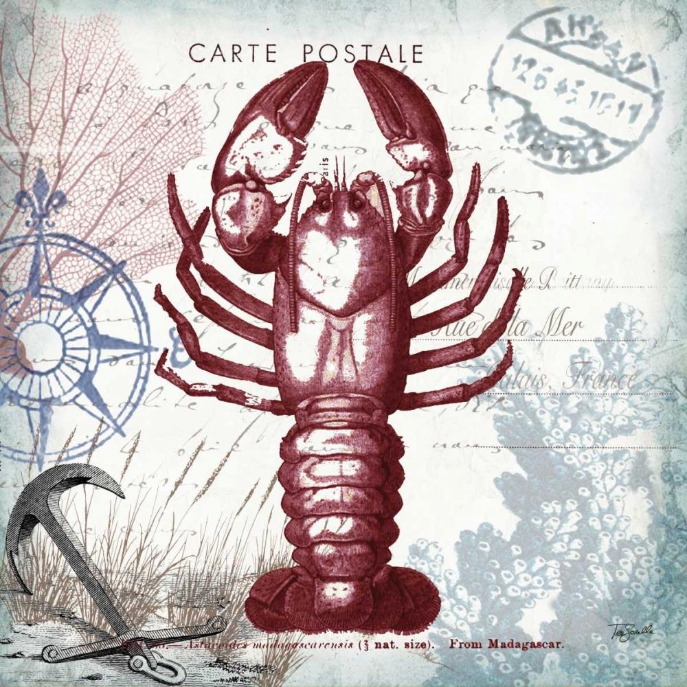 Coastal Sea Life III Tre Sorelle Studios 53030