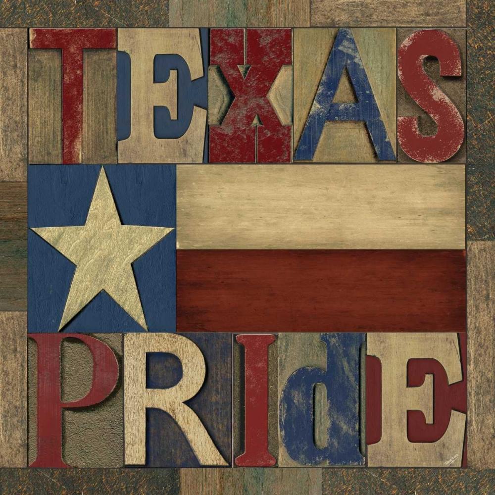 Texas Printer Block II Reed, Tara 53625