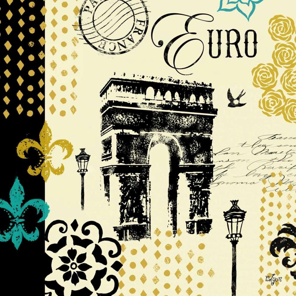 Paris Architecture I Lyon, Rebecca 53638
