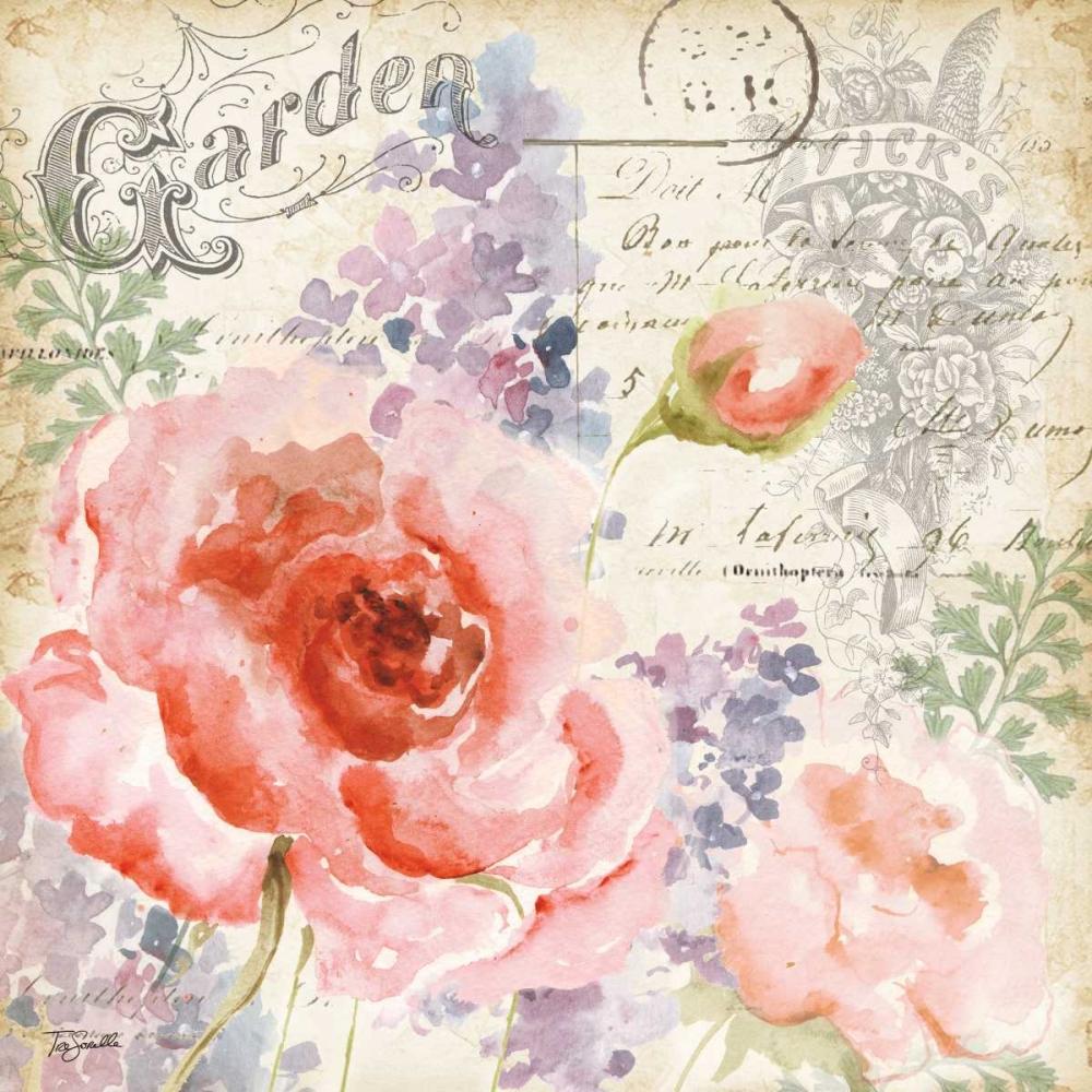 Vintage Garden I Tre Sorelle Studios 70150