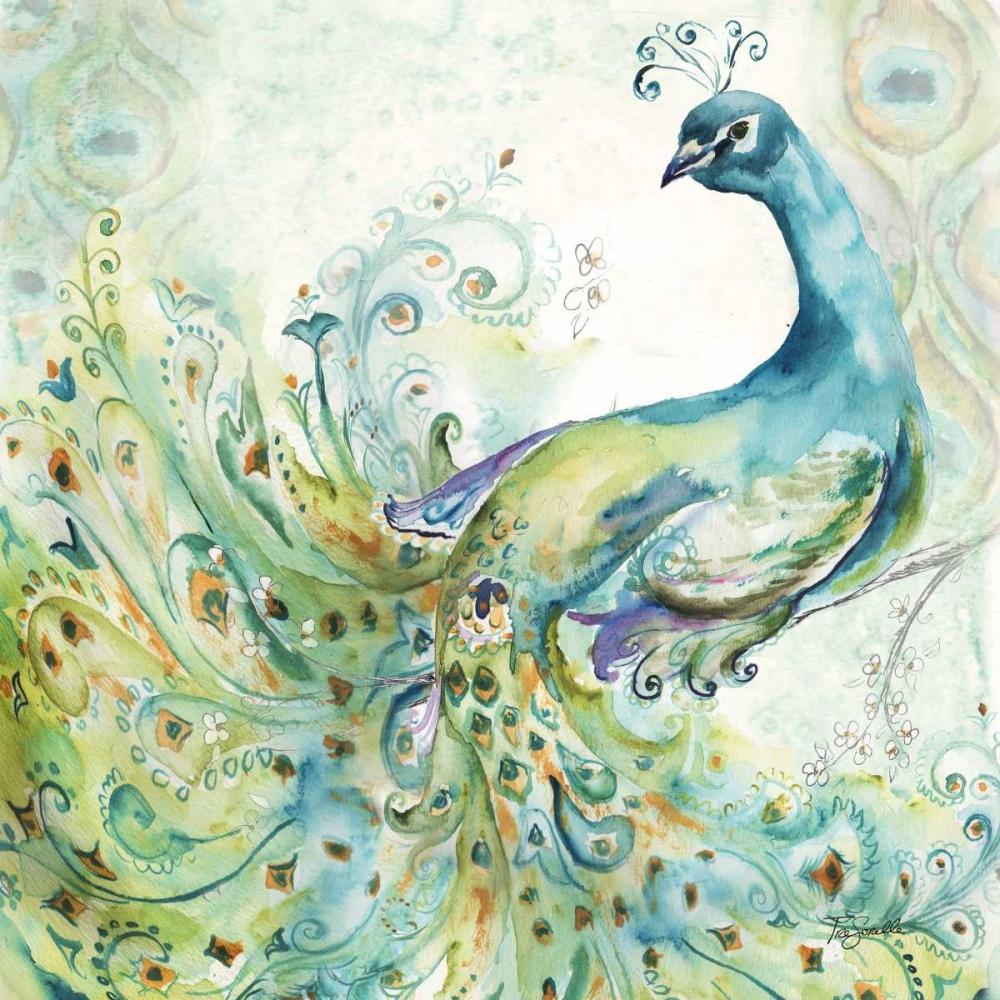 Bohemian Peacocks I Tre Sorelle Studios 70183