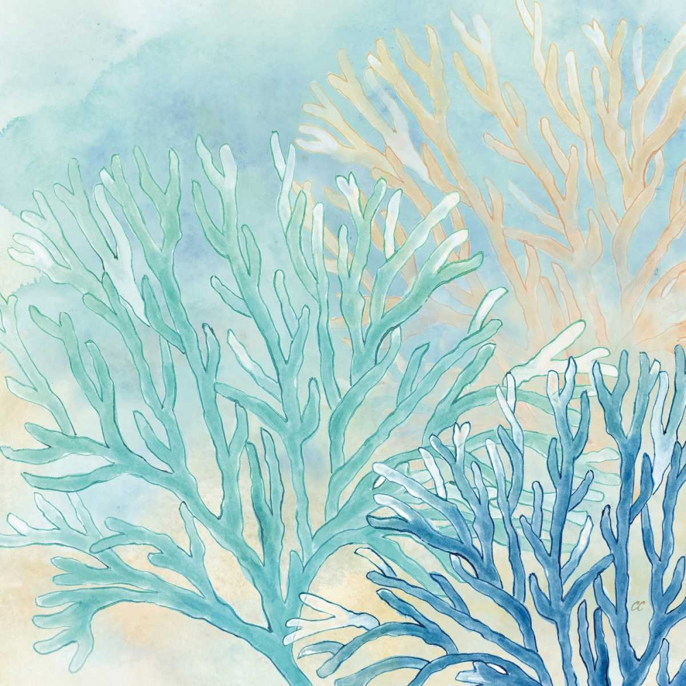 Coral Reef II Coulter, Cynthia 70223