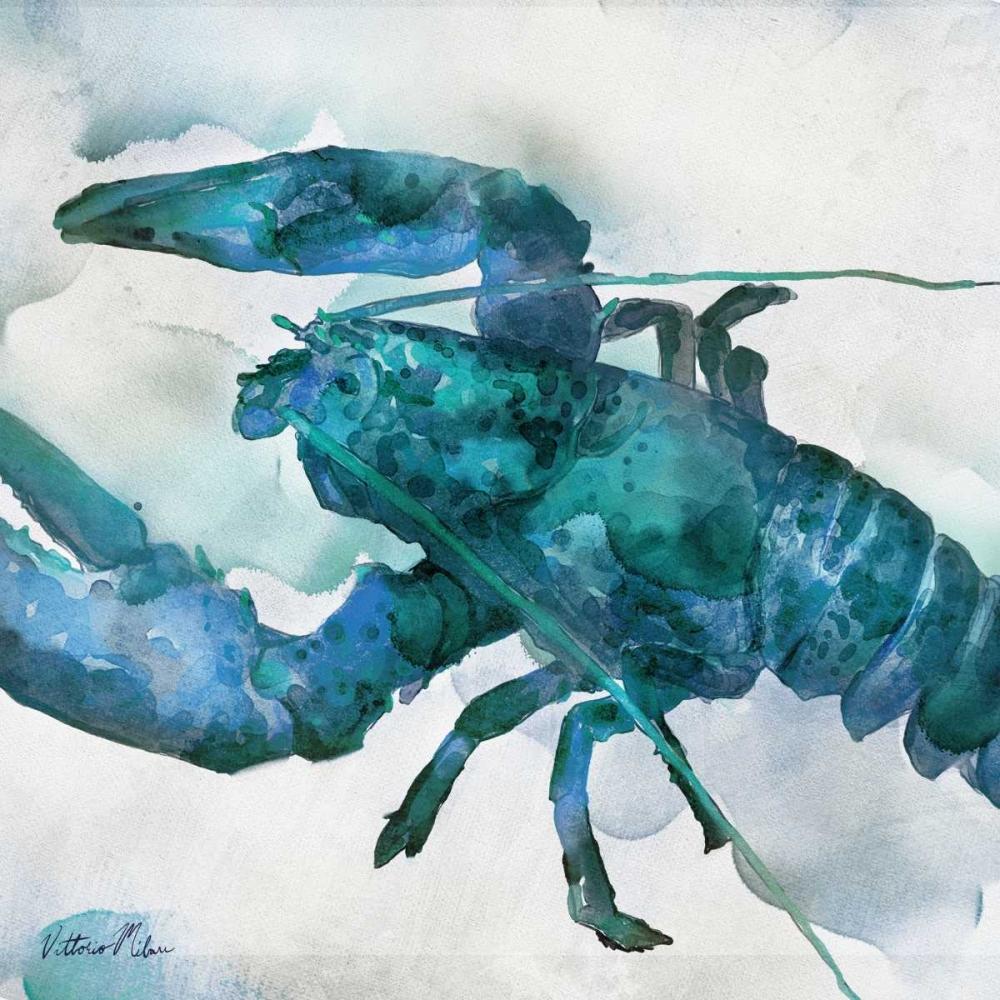Watercolor Sea Creatures IV Milan, Vittorio 78014