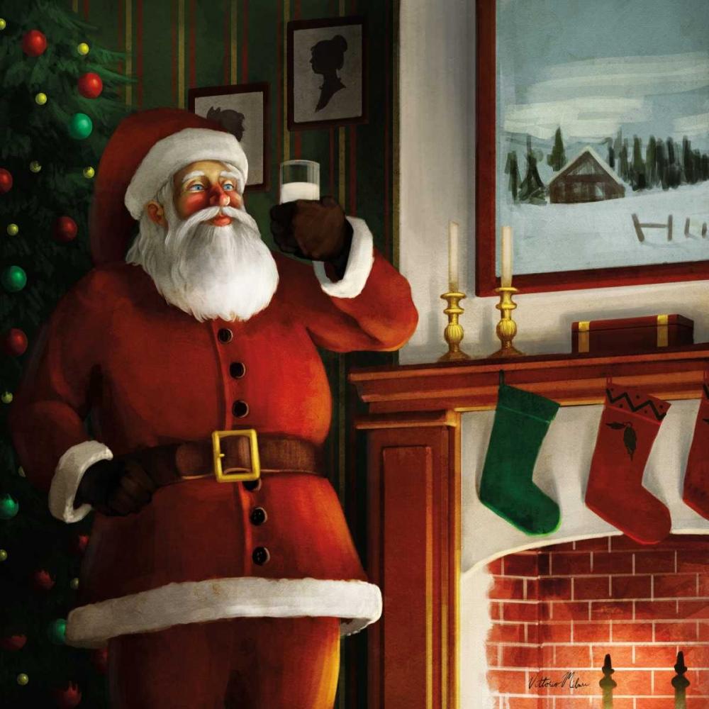Christmas Eve Santa Milan, Vittorio 78024