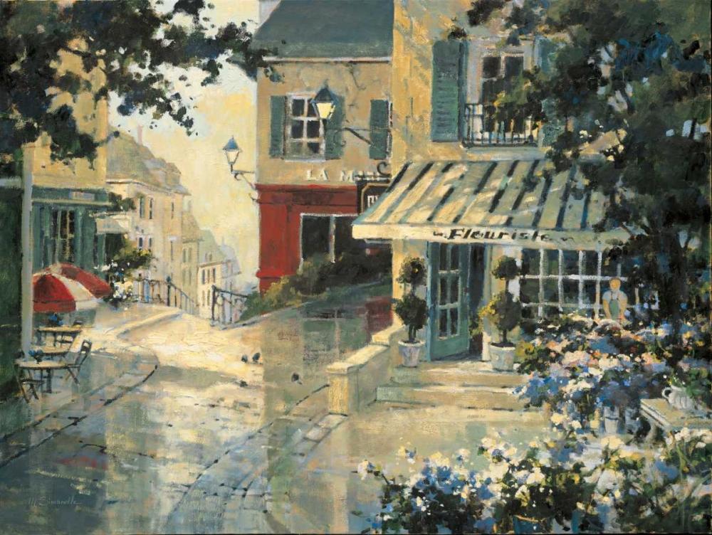 Village Florist Simandle, Marilyn 60321