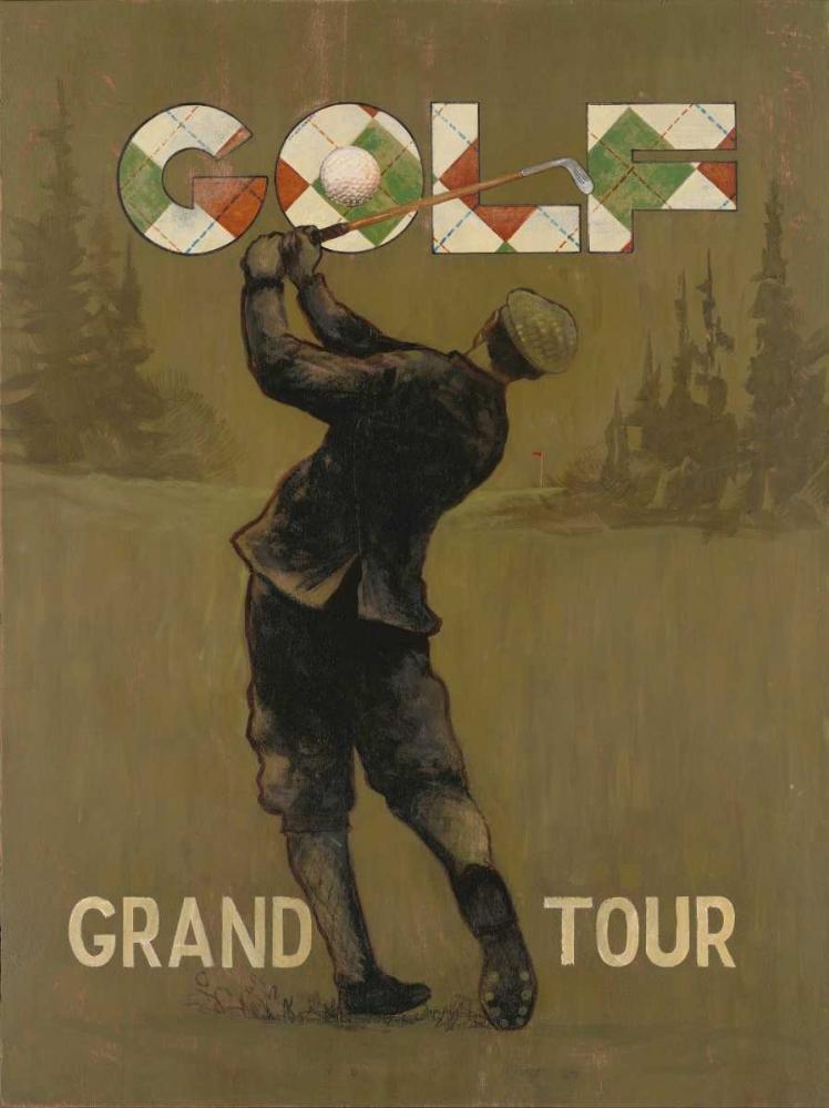 Grand Tour golf Fisk, Arnie 56316