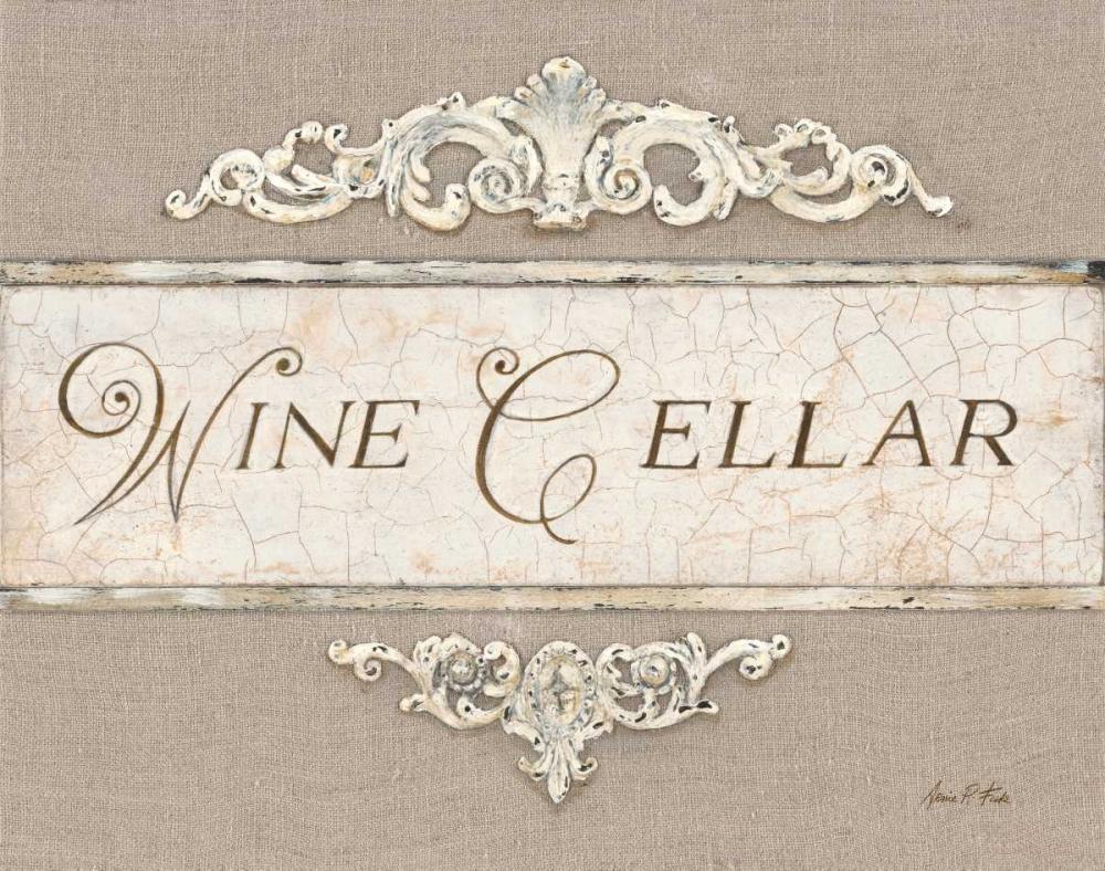 Linen Wine Cellar Fisk, Arnie 56372
