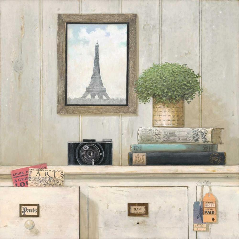 Paris Traveler Fisk, Arnie 56407