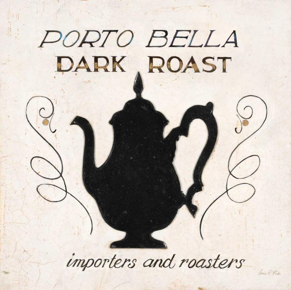 Porto Bella Coffee Fisk, Arnie 56481