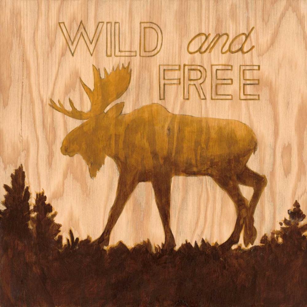 Wild and Free Fisk, Arnie 84850