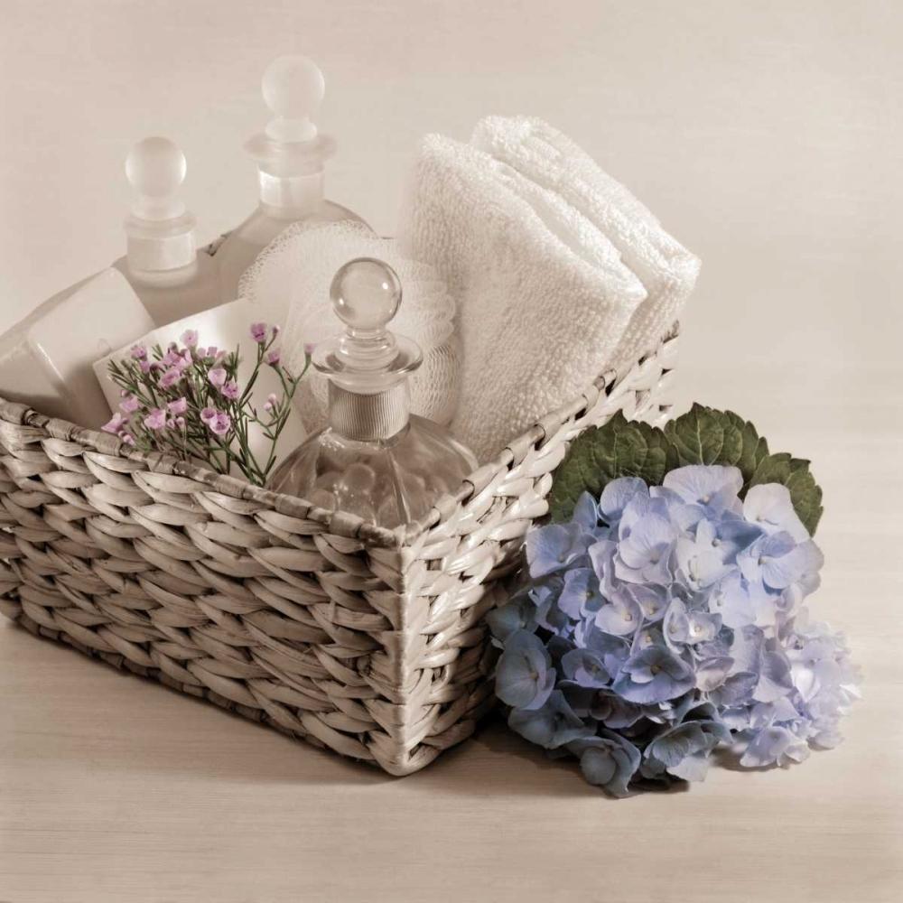 Hydrangea and Basket 2 Greenwood, Julie 95918