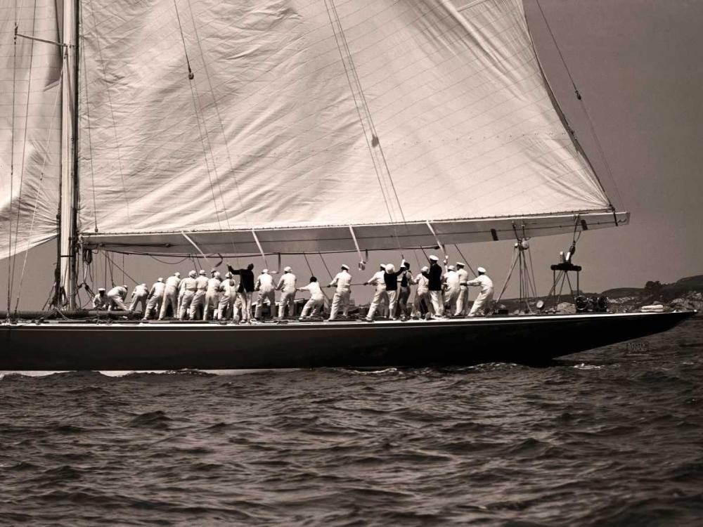Endeavour II Sailor Line Mystic Seaport 60079