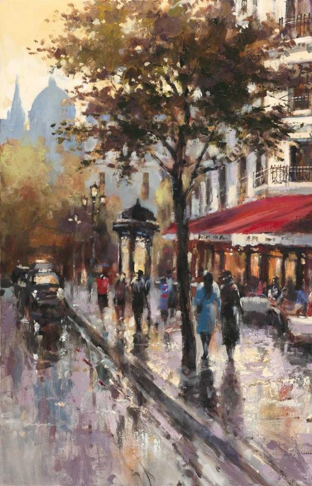 Avenue Des Champs-Elysees 1 Heighton, Brent 56067