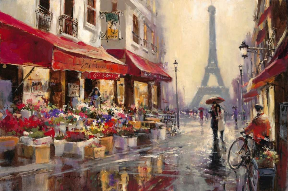 April In Paris Heighton, Brent 56092
