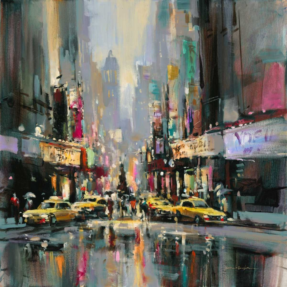 City Street Impression Heighton, Brent 56106
