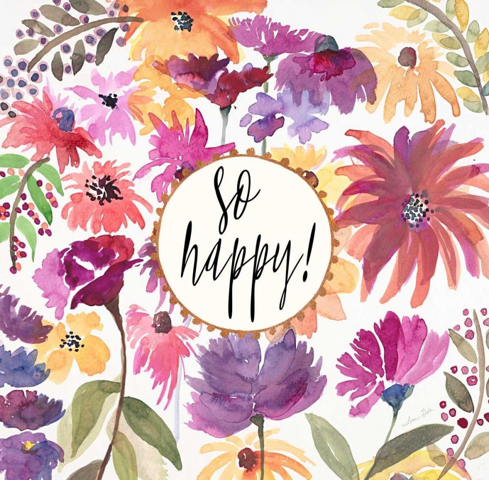 So Happy! Gold, Lora 105603