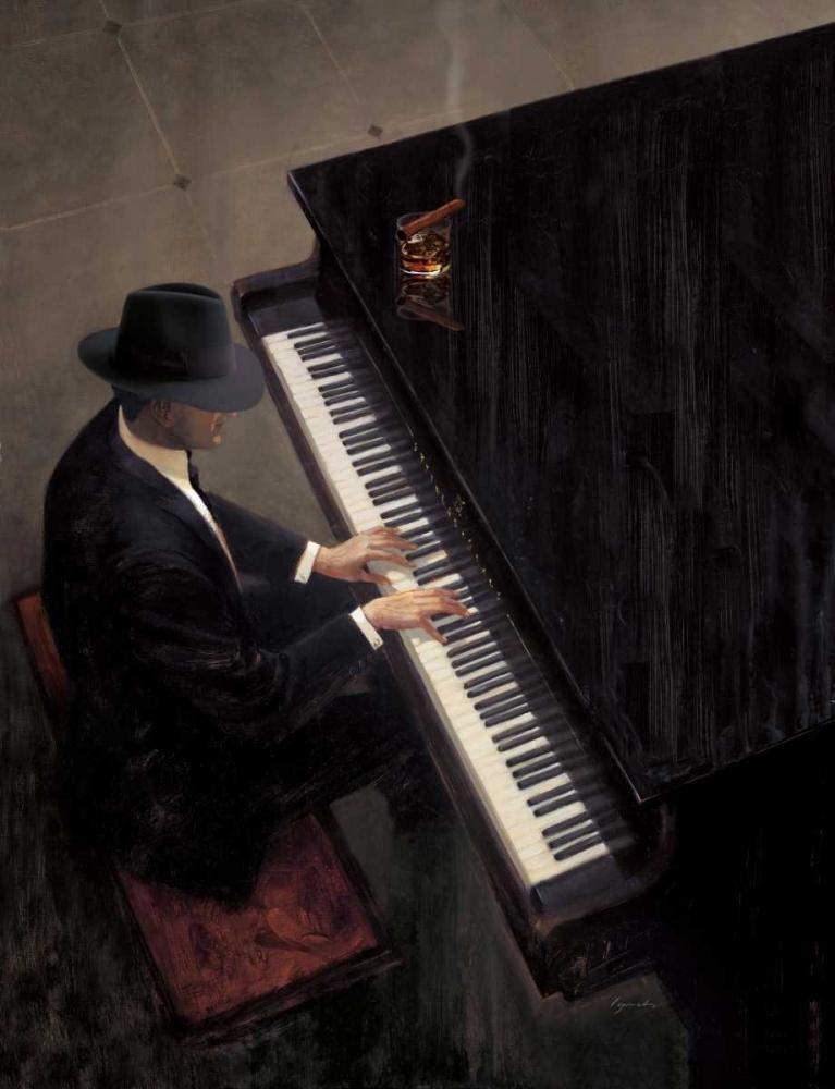 Piano Bar 1 Lynch, Brent  57622