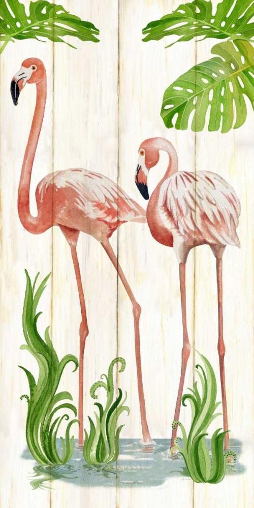 Flamingo Stroll 2 Escobedo, Mary 105616