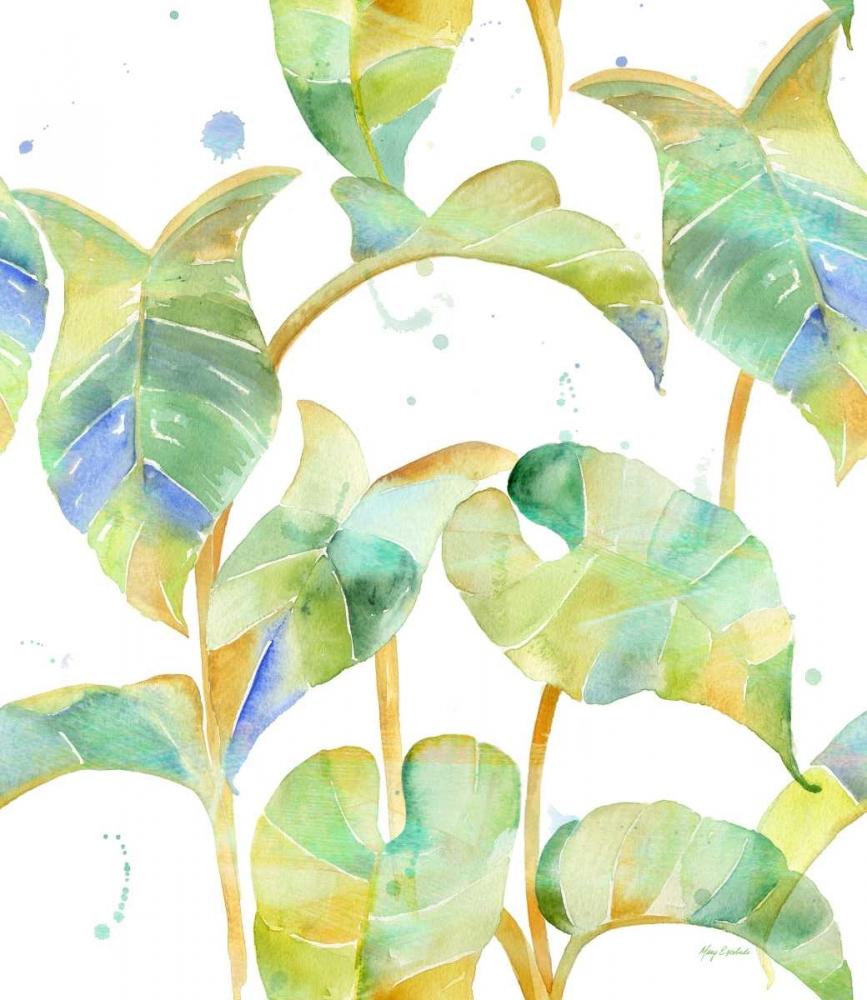 Watercolour Tropical Pattern 2 Escobedo, Mary 105626