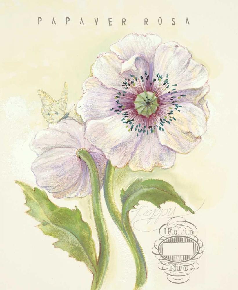 Claires Garden Poppy Della-Piana, Elissa 87295