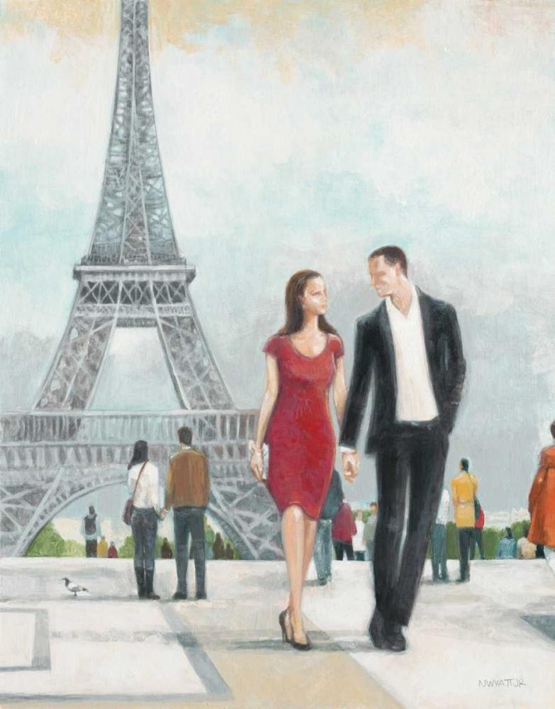 Paris Impressions 1 Wyatt, Norman Jr. 59178