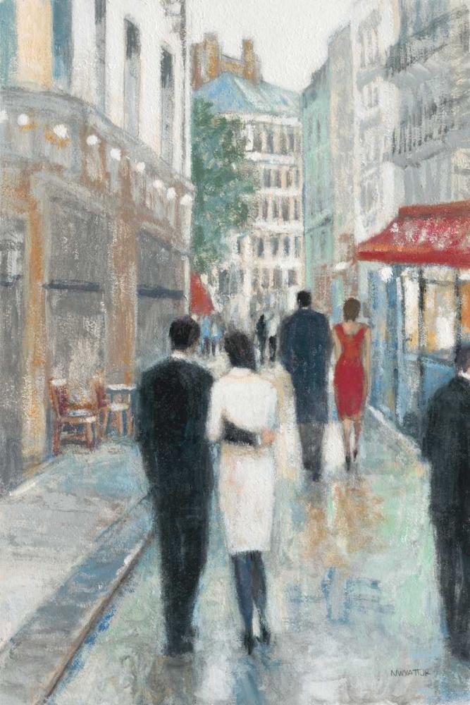 Paris Impressions 3 Wyatt, Norman Jr. 59180