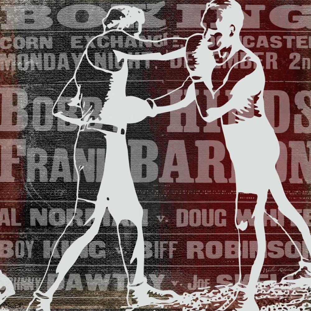 Boxer Story 1 Robertson, Walter  59660