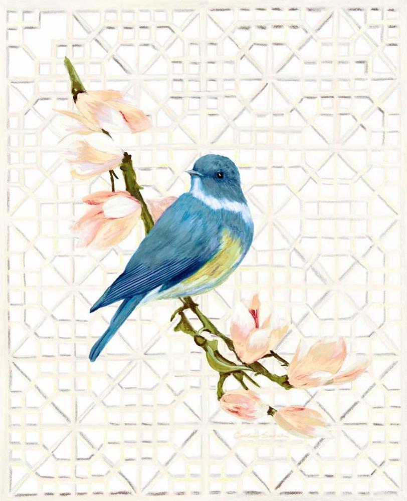 Song Bird and Trellis Sarah, Colleen 107975