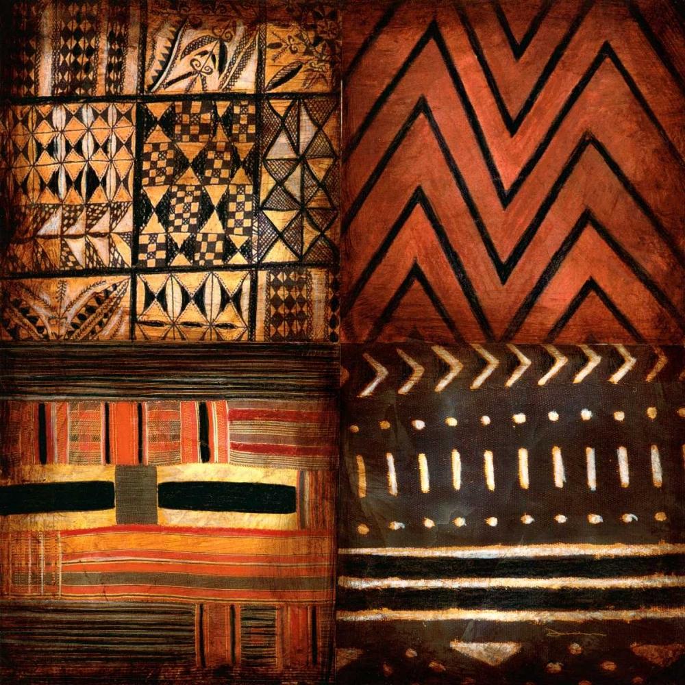 Tribal Textile 2 Dascher, Dennis  69951