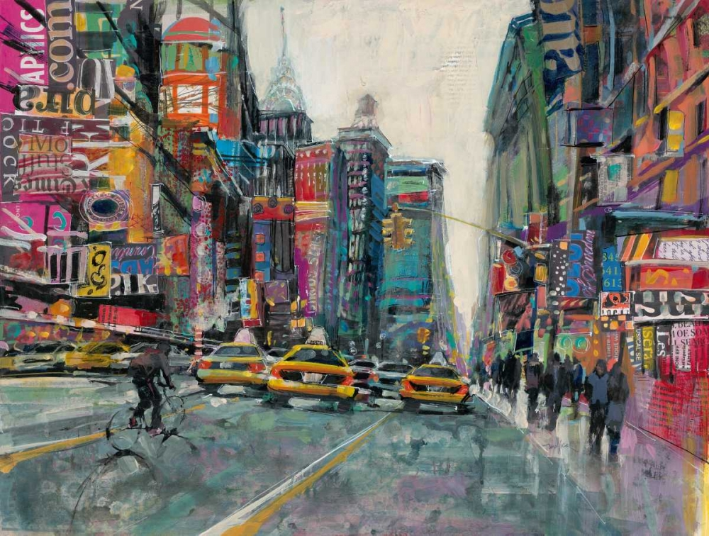 New York Collage 1 Mollica, Patti 56170