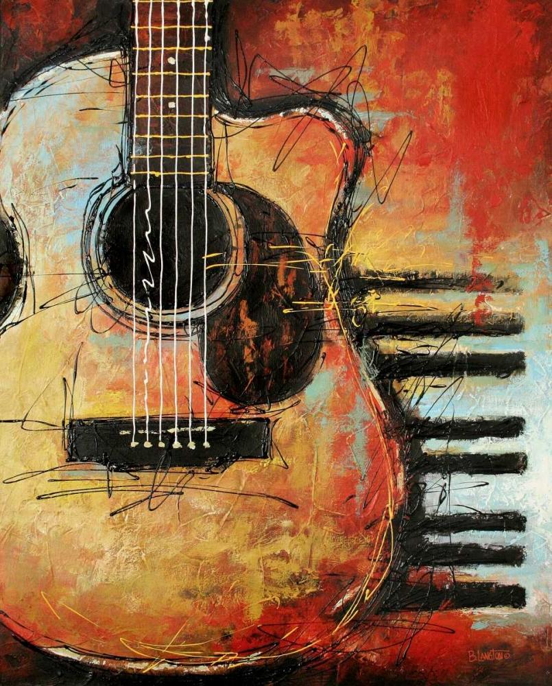 Acoustic Cutaway Langton, Bruce 63477