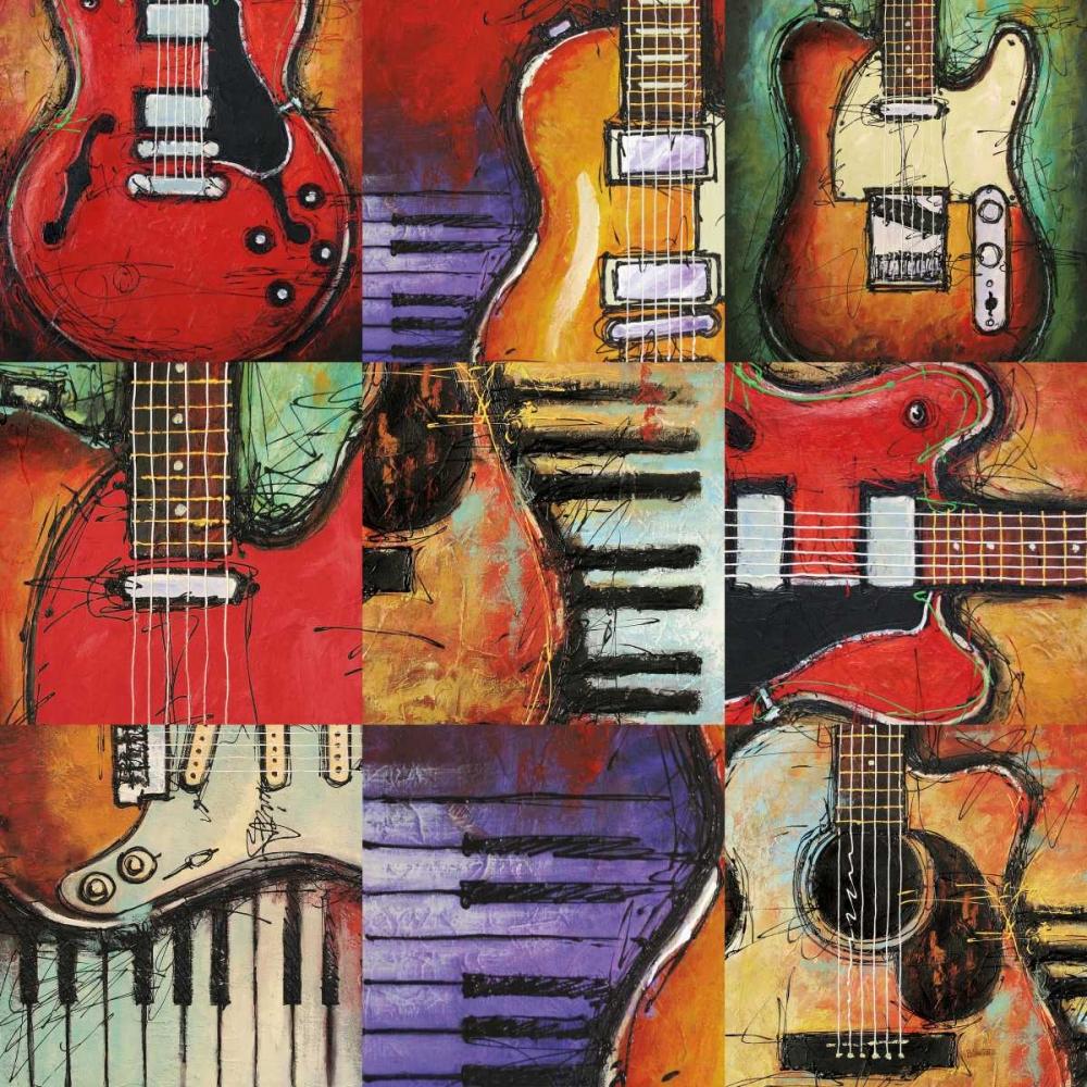 Guitar Elements Langton, Bruce 63483